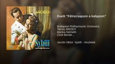 "Duett ""Félrecsapom a kalapom"" Orchestra, Budapest, Marvel, Youtube, Musica, Band, Youtubers, Youtube Movies"