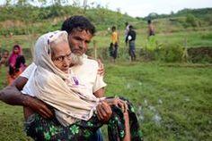 Bangladesh: 17 morts dans le naufrage de bateaux de Rohingyas