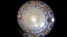 Oculus photographed in fisheye by Victor Grigas, Pantheon, Rome - Pantheon, Rome - Wikipedia Rome Pantheon, Short Film Festivals, White Zombie, Neoclassical Architecture, Metal Albums, The Little Prince, Ap Art, Byzantine, Ancient Greek
