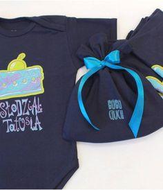 Słodkie ubranka :) http://pl.dawanda.com/shop/BoboCiuch # dziecko #niemowle #moda #body #prezent #babyshower