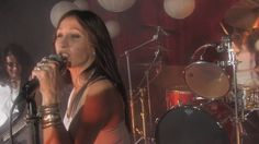 Zepparella-  When The Levee Breaks, 2010. ..it is rare that a tribute band does justice to the original...these girls knock it out of the park.. Anna Kristina (vocal, harmonica), Gretchen Menn (guitar), Nila Mennerock (bass), Clementine (drums)