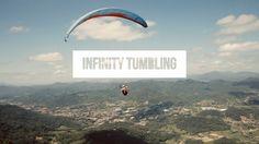 Sonic 3D - Tandem Infinity Tumbling - SOL Paragliders