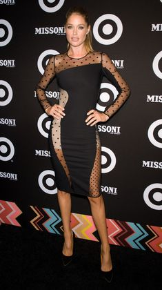 Doutzen Kroes - Missoni For Target Collection Launch