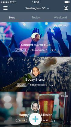 Newsfeed: Tagamo iOS App Makes Organizing Events Simpler
