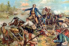 The Battle of Lake George, September 8, 1755. This battle was actually a…