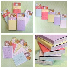 I saw these sleepover invites in a magazine back in 2010, and bookmarked them for when my daughter was old enough to have a sleepover party - here are her invites, she's turning 10! Original ones can be seen here http://pinterest.com/pin/212443307392743683/