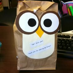 End of the year gift idea for teachers