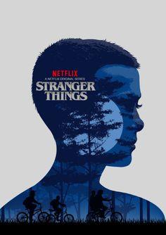 Stranger Things by Handy Kara