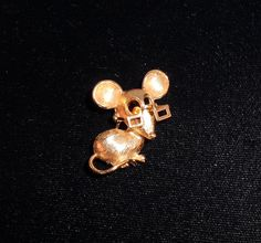 I remember my mom had this mouse pin when I was growing up! AVON So Cute Mouse with Reading Glasses by TheGlamtasticAttic