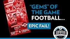 Horrible Product - Gems of the Game Football - MJ Holding Repack