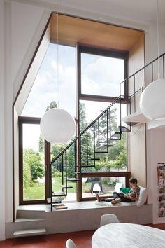 Incroyable 25 Idées Du0027escaliers Muraux Design Pour Votre Intérieur. EscaliersMaison  FamilialeDéco ...