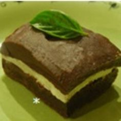 Check Out This Recipe On Real Women Of Philadelphia Cream Cheese Mint Brownies