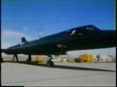 SR-71 YF-12 Lockheed Blackbird. Original video produced c1985 by Lockheed Aircraft Company.