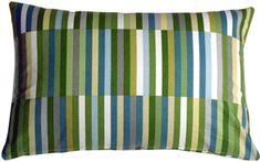 Waverly Side Step Marine Throw Pillow from Pillow Decor Green Throw Pillows, Throw Pillow Sets, Outdoor Throw Pillows, Cotton Pillow, Decorative Pillows, Studio, Guest Suite, Emerald Green, Pillow Inserts