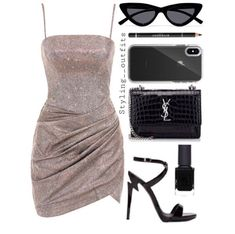 Party Outfit Summer Night Chic The Dress 21 Ideas Swag Outfits, Night Outfits, Mode Outfits, Cute Casual Outfits, Stylish Outfits, Dinner Outfits, Kpop Fashion Outfits, Trendy Fashion, Trendy Style