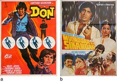 #Amitabh #Bachchan #Collection   StoryLTD #Original #Don #Poster from the #collection of the #superstar @Rs.1450 ($25)