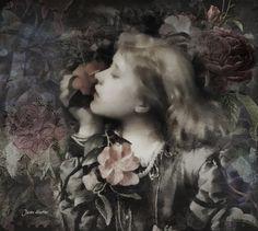 In The Garden - Jean Hutter - Digital Views