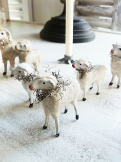 where are my sheep?