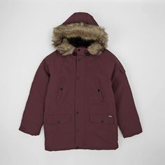 Carhartt Anchorage Parka Jacket. Pin-To-Win your Christmas wish list at Surfdome!