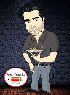 O banqueteiro Afonso Diniz!