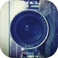 iSupr8 - Super 8mm HD Vintage Video Camera by MEA Mobile