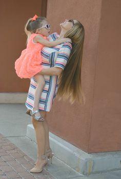 Easter Outfit - Mom Fashion - Kid Fashion