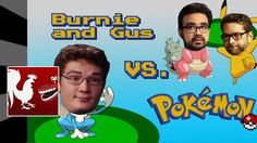 RT Shorts: Pokemon vs. Gus & Burnie