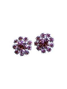 Match your braid bling or bling stock pin perfectly with a pair of dazzling set of studs. Riding Gear, Equestrian, Lavender, Bling, Stud Earrings, Gifts, Vintage, Jewelry, Jewel