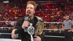 Sheamus discusses the backlash over his first WWE Title victory. Jamie Noble, Arn Anderson, Sink Or Swim, Sheamus, Win Money, Wwe Champions, Boxing News, John Cena, Wwe Superstars