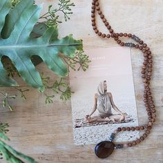 Taking time to recharge and relax before the weekend and craziness ensues. As a Mama it's near impossible to have silence or stillness, but I find if I seek out a moment of breath I feel calm, grounded and reenergized. (Grounded Mama Mala)