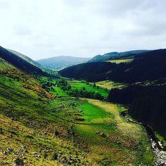 Wicklow way #lapofthegap #wicklow #ireland #marathon #26miles #strollin #hiking #summer #visitireland by darcyrama
