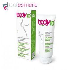 Натурален крем за стягане и заздравяване на бюста Diet Esthetic Body 10 Push Up, 200 ml | Козметика DIET ESTHETIC | MaxLife