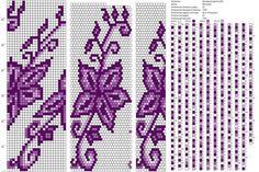 Жгуты из бисера схемы's photos Bead Crochet Rope, Brick Stitch, Beading Tutorials, Beaded Jewelry, Beads, Pattern, Flowers, Appliques, Necklaces