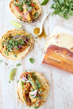 Indian Food Recipes, Asian Recipes, Ethnic Recipes, Indian Tacos, Turkey Curry, Chicken Taco Recipes, Slow Cooker Tacos, Vegan Curry, International Recipes