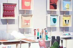 Donna Wilson au Salon Maison & Objet 2014 by heju
