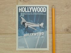 Rimowa Original Hollywood Sticker