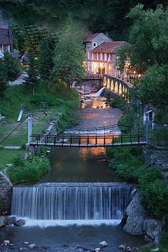 Vucjanka Waterfall,  Leskovac