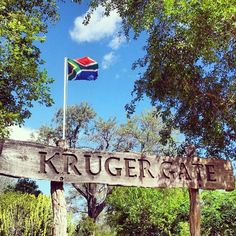 Kruger National Park #meetSouthAfrica