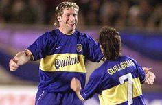 Martin Palermo & Guillermo Barros Schelotto