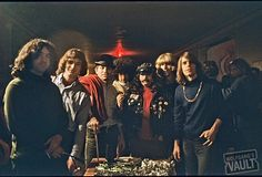 """Such a awesome photo, """"Sometime in January of 1967, Bill Graham threw a party to thank his patrons and artists and to celebrate the first year of The Fillmore. We were """"regulars"""" on Friday and Saturday nights, photographing and dancing to the great bands amidst fabulous light shows. Bill was very appreciative and protective of his artists and had a generosity of spirit that was very inspiring. He was the heart and soul of the Fillmore from beginning to end."""" Suki Hill"""