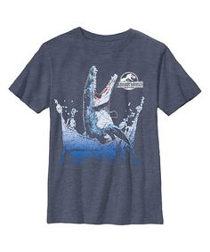 Look at this Jurassic World Flipper Tee - Boys on #zulily today!