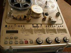 Nagra DII digital audio magnetic recorder