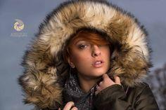 Fotógrafo de book | Sesión de estudio para modelo  Modelo: Aroa Moreno
