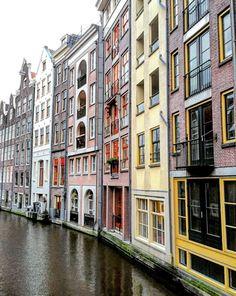 [MEGA GUIDA] Cose da Fare, Sapere e Vedere ad #Amsterdam