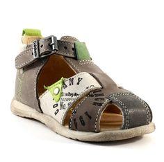 0428A BABYBOTTE GREGOR KAKI La Bande à Lazare Grenoble, spécialiste de la chaussure enfant et femme collection printemps été 2014 www.labandealazare.com