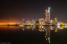 Manila Skyline by Leonardo Infante, 500px #Philippines