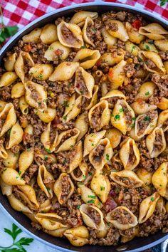 Taco Pasta Recipes, Casserole Recipes, Crockpot Recipes, Cooking Recipes, Keto Recipes, Cooking Games, Chef Recipes, Braiser Recipes, Vegetarian Recipes