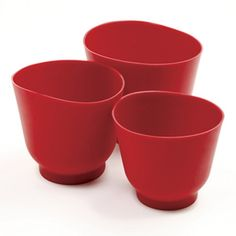 Norpro 3 Piece Silicone Bowl Set, Red Norpro http://www.amazon.com/dp/B001ULC9H0/ref=cm_sw_r_pi_dp_1a.Aub1J41MQ9