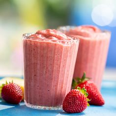 Smoothie Drinks, Fruit Smoothies, Heathy Drinks, Smoothie Popsicles, Smoothie Packs, Protein Smoothies, Fruit Drinks, Alcoholic Beverages, Yummy Drinks