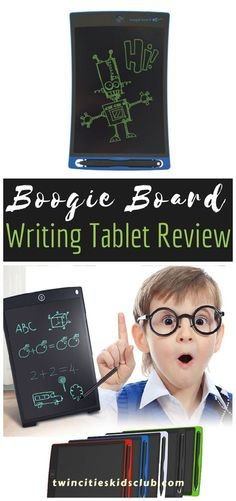 Twin Cities Kids Club Blogs: Boogie Board Writing Tablet Review (By a Real Parent) - Summer is coming! If you are parents of school-aged children, you are likely already thinking about what to do with them over the summer. With most school systems getting out for the summer in the next few weeks, parents are scrambling to find ways to continue their children's education over the summer months. | Boogie Board | Game | Indoor Game | Kids Fun Indoor Games For Kids, Tablet Reviews, Cool Kids, Kids Fun, Summer Is Coming, Learning Through Play, Educational Activities, Kids And Parenting, Board Games